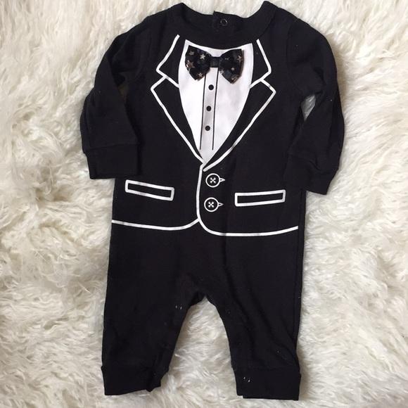 3e0daefe6 Koala Kids One Pieces | Baby Tuxedo Onesie | Poshmark